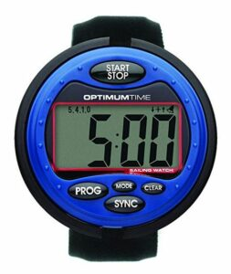 Optimum Time Series Sailing Watch